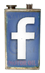 Follow Us on Facebook Oil Can Icon